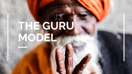 Guru Model to Attract Customers